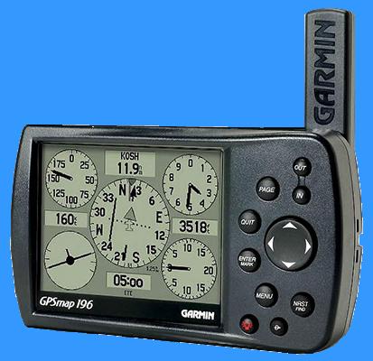 Garmin GPSMAP 196