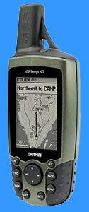 Garmin GPSMAP 60